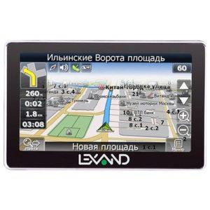 Скачать бесплатно карту на навигатор lexand